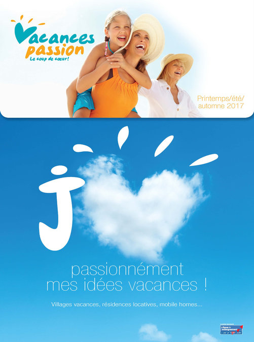 Catalogue Vacances Passion 2018